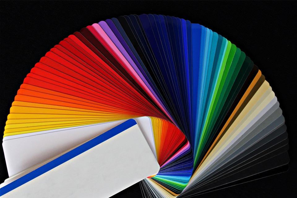 RAL nuancier epoxy 3000 valence